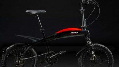 Ducati presenta tre nuovi modelli di eBike piegabili