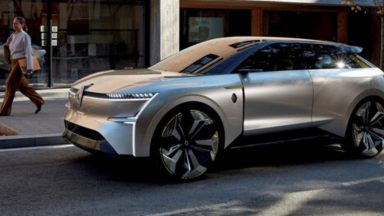 Renault Zandar: primi rumor sul crossover full-electric