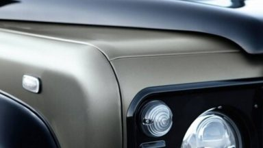 Land Rover Defender: trasformazione in full electric?