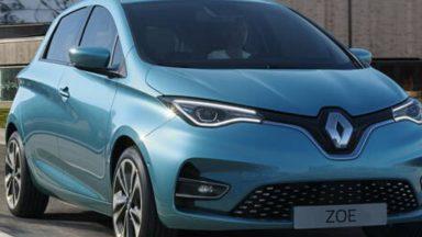 Renault: cinque nuove auto elettriche nei prossimi anni