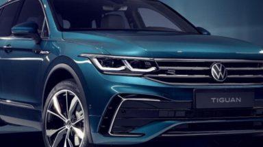 Volkswagen Tiguan: il restyling, prezzi e configurazioni
