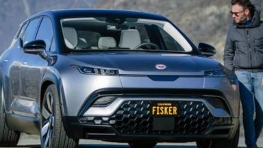 Fisker: tre nuove auto elettriche nel giro di cinque anni