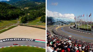 Formula 1: ci sarà la gara del Mugello e sarà a settembre