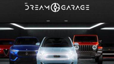"""FCA: la nuova app """"My Dream Garage"""" per noleggiare le auto"""