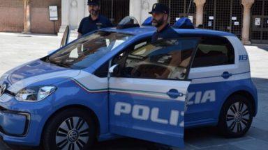 Volkswagen e-Up! arriva nella flotta della Polizia di Verona