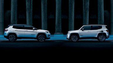 Jeep Renegade e Compass 4xe: finalmente disponibili