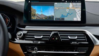 BMW: iDrive 7.0 si aggiorna con corpose novità al seguito