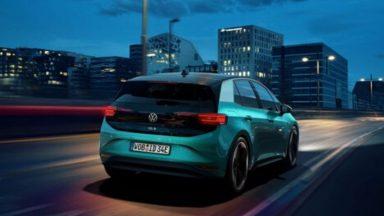 Volkswagen ID.3: maggior autonomia con le nuove Bridgestone