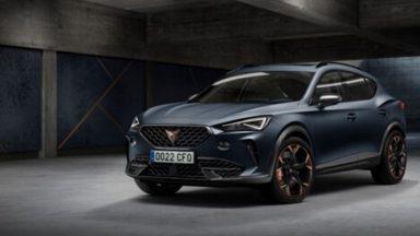 Cupra Formentor: il nuovo SUV ibrido Plug-In (VIDEO)