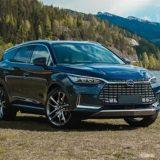 BYD Tang: arriverà a gennaio in Europa il SUV elettrico