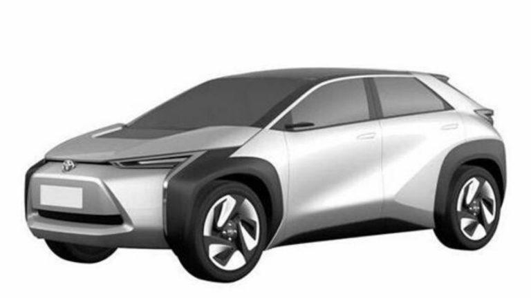 Toyota render 1