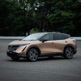 Nissan Ariya: l'elettrica ha fino a 500 Km di autonomia