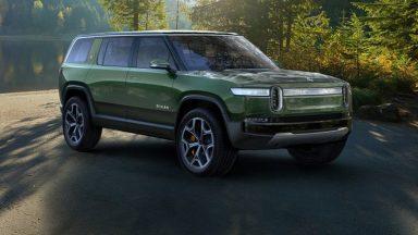 Rivian: il pick-up ed il SUV elettrico in consegna nel 2021