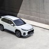Suzuki Across: il SUV ibrido plug-in con trazione 4x4 E-Four