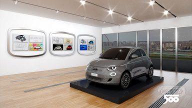Fiat 500: inaugurata per l'anniversario la mostra dedicata
