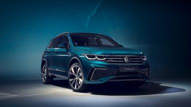 Volkswagen Tiguan: arriva il restyling e l'ibrido plug-in