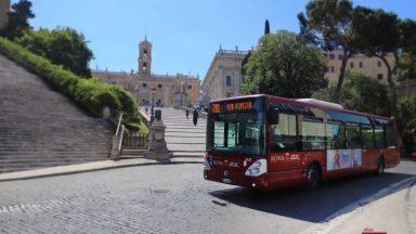 ATAC, Fastweb, Ericsson: ecco il primo autobus 5G