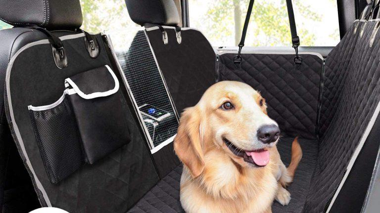 Copri sedile auto per trasporto cani