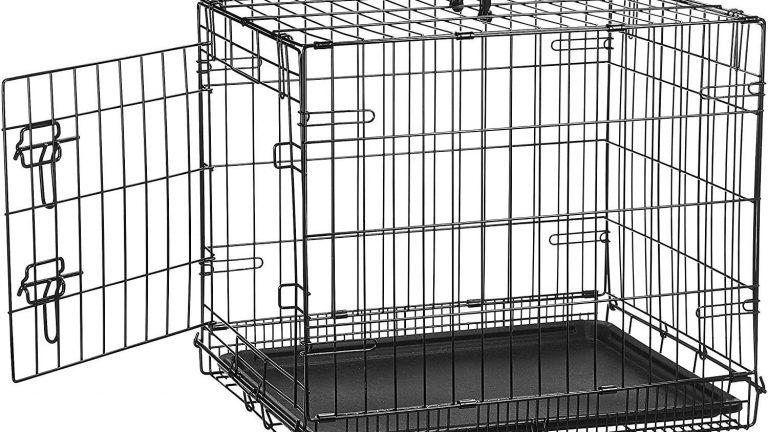 Gabbia per trasporto cani di piccola taglia
