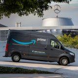 Mercedes: pronti 1.800 eVito ed eSprinter per Amazon