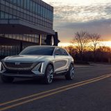 Cadillac Lyriq: ecco il crossover elettrico made in USA