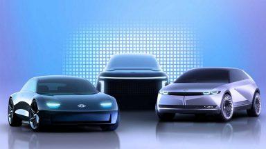 Hyundai: il brand Ioniq identificherà le auto elettriche