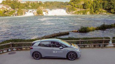 Volkswagen ID.3: 531 Km di autonomia nel test hypermiler