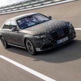 Mercedes Classe S: l'ammiraglia ibrida debutta a settembre