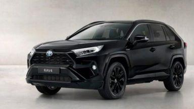 Toyota RAV4 Hybrid Black Edition: cattiva ma ecologica