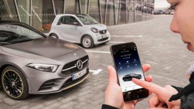 """Mercedes: arriva la nuova app """"Mercedes Me"""" per le next-gen"""