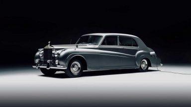 Rolls Royce: la Phantom del 1961 adesso è anche elettrica