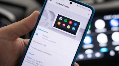 Android Auto: l'update introduce una nuova interfaccia utente