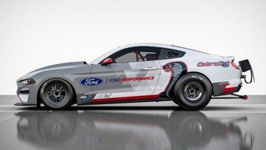 Ford Mustang Cobra Jet: l'accelerazione è pazzesca (Video)