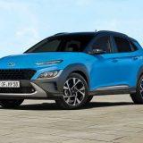 Hyundai Kona: il restyling porta anche i motori mild hybrid
