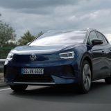 Volkswagen ID.4: il SUV elettrico svelato in un video