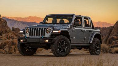 Jeep Wrangler 4xe: il fuoristrada diventa ibrido plug-in