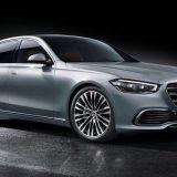 Mercedes Classe S 2020: l'ammiraglia diventa digitale