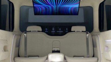 LG e Hyundai: concept di auto elettrica simile ad una casa?