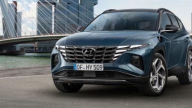 Hyundai Tucson: rinnovata, con nuovi motori disponibili
