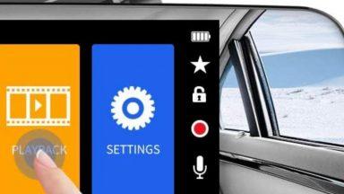 Telecamera per auto in super offerta su Amazon, solo oggi
