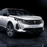 Peugeot 3008 restyling: nuovo look e motori ibridi plug-in