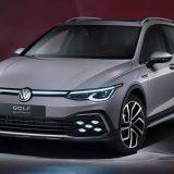 Volkswagen Golf: ecco le station wagon Variant e Alltrack