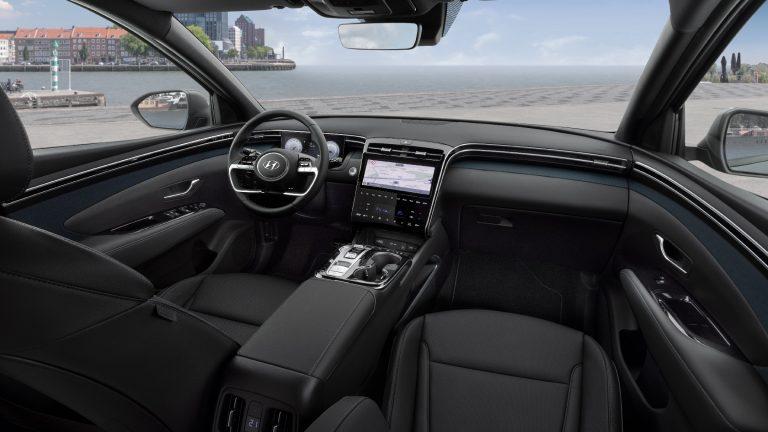 Interni Nuova Hyundai Tucson 2021