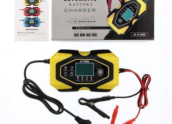 Caricabatteria Auto YDBAO - 1