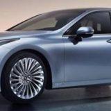 Toyota Mirai: il nuovo modello arriva nel mese di dicembre