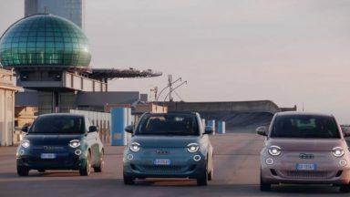 Fiat 500e: l'intera gamma, prezzi da 15.900 € con incentivi