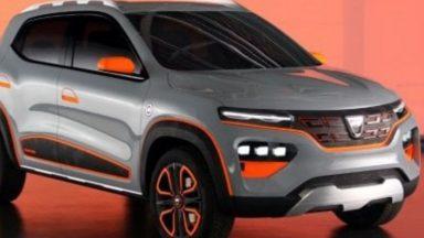 Dacia: ecco Spring, il primo crossover EV a basso costo