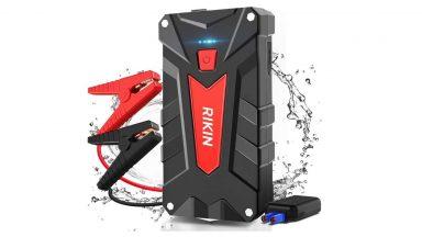 Avviatore di emergenza RIKIN a meno di 50 € su Amazon