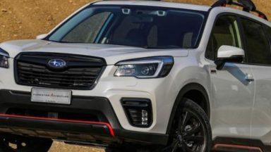 Subaru Forester 4dventure: eccola con motori ibridi