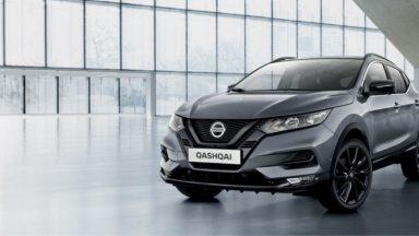 Nissan Qashqai, arriva la versione dedicata solo all'Italia